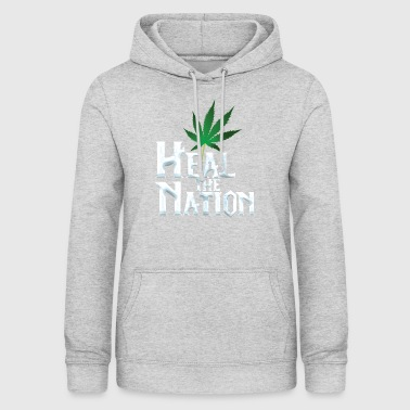 Heal the Nation - Women's Hoodie