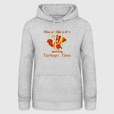 Pheasants hunting season hunter gift - Women's Hoodie