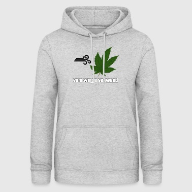 WINDED BY THE WIND - Women's Hoodie