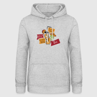tequila - Dame hoodie