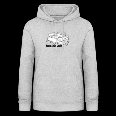 Turn This Table On! - Women's Hoodie