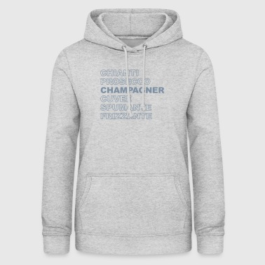 PARTY - Vrouwen hoodie