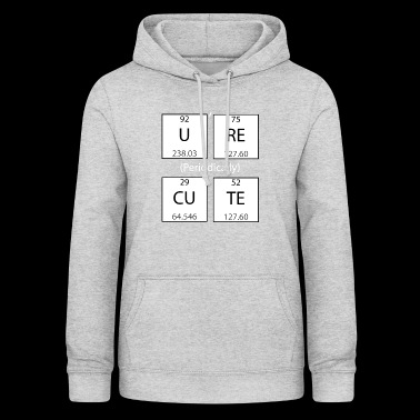 Periodic Table - Women's Hoodie