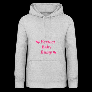 Perfect Baby Bump - Women's Hoodie