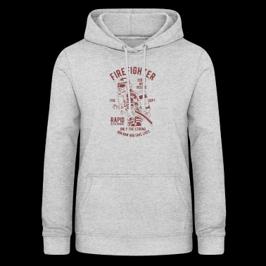 fire Department - Women's Hoodie