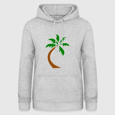 Crooked palm - Women's Hoodie