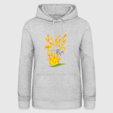 The sun is rising - Women's Hoodie