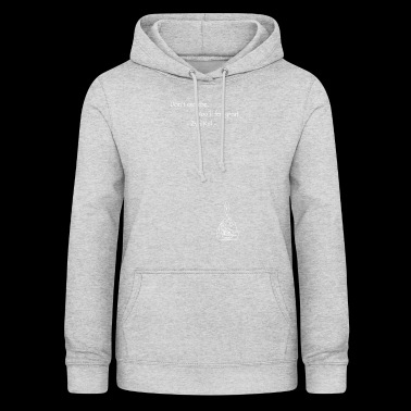 Do not exercise - Women's Hoodie