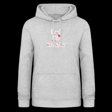 Dads, Stepdads, Fathers Valentines Gift - Women's Hoodie
