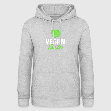 Vegan Taste Vegan Taste Vegetables - Women's Hoodie