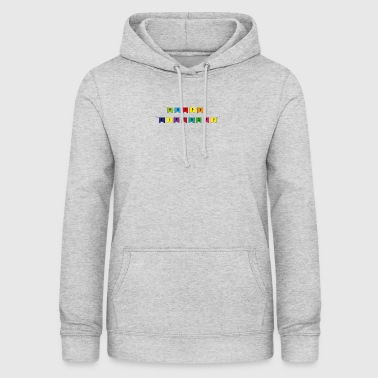 Happy B Day - Women's Hoodie