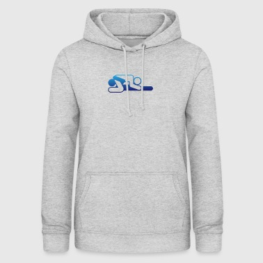A Couple In 69 Position - Women's Hoodie