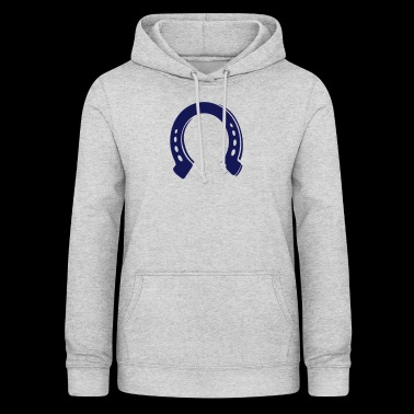 Horseshoes for riders - Women's Hoodie