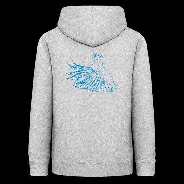 Pheasant - the peacock of the field - Women's Hoodie