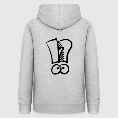 Exclamation mark question mark - Women's Hoodie