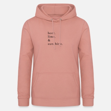 Fritid fritid - Dame hoodie