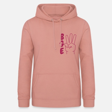 Sustainable BGE - For a sustainable future - Women's Hoodie