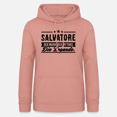 Salvatore Mann Mythos Legende Salvatore - Frauen Hoodie