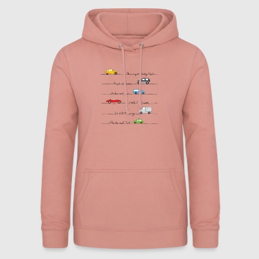 Cars and motoring - Women's Hoodie