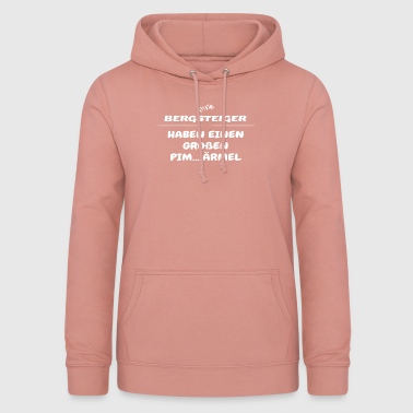 Gift have big penis mountains mountains wall - Women's Hoodie