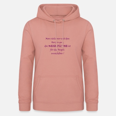 Invisible Invisible - Women's Hoodie