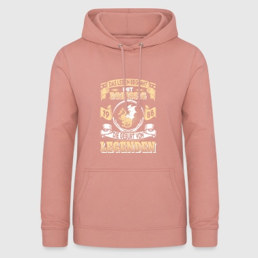 1988 30th 30th birthday gift legend years - Women's Hoodie