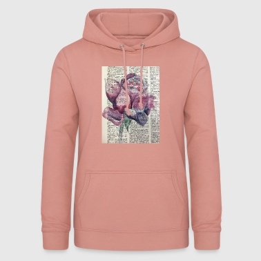 Rose Watercolour - Women's Hoodie