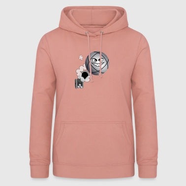 petanque shooter the tile at the petanque - Women's Hoodie