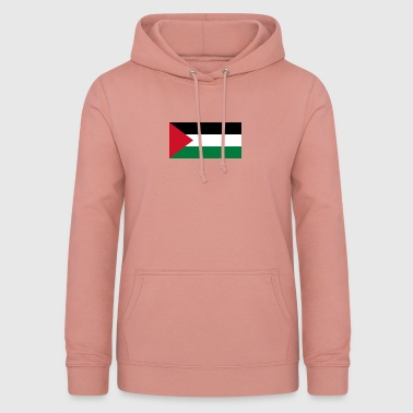 Gaza National Flag Of Palestine - Women's Hoodie