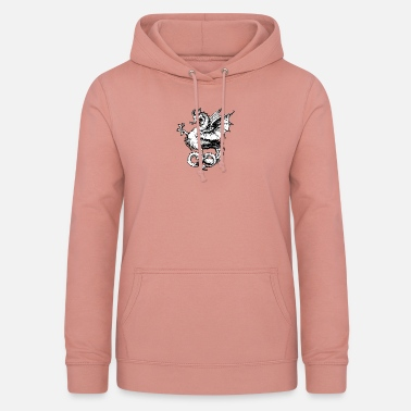 Tradition Traditional Dragon - Women's Hoodie