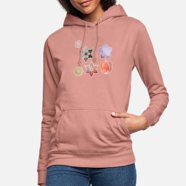 Children Flowers - Women's Hoodie