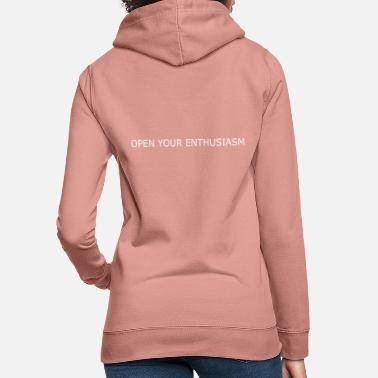 Enthusiast Enthusiastic - Women's Hoodie