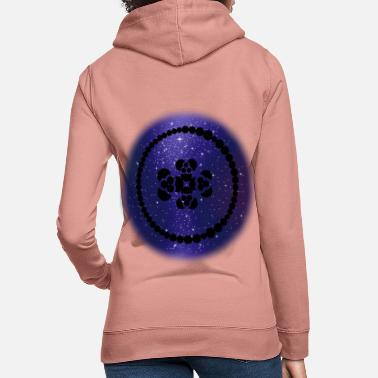 Teens Smell like teen spirit Space 2 - Women's Hoodie