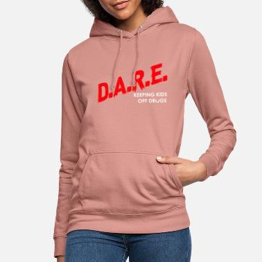 Dare shirt Serena Williams' Husband - Sweat à capuche Femme