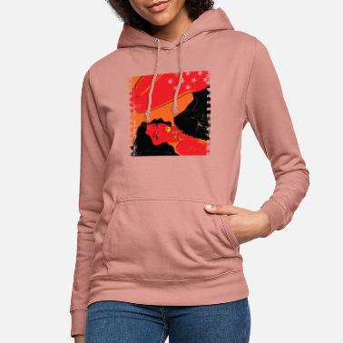 Rock N Roll Underwear Girlfriend - Women's Hoodie