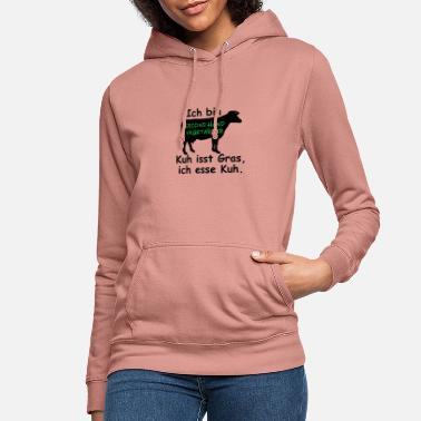 Vegetarier --- Second Hand Vegetarier --- - Frauen Hoodie