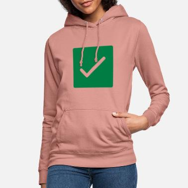 Confirmation chop confirm - Women's Hoodie