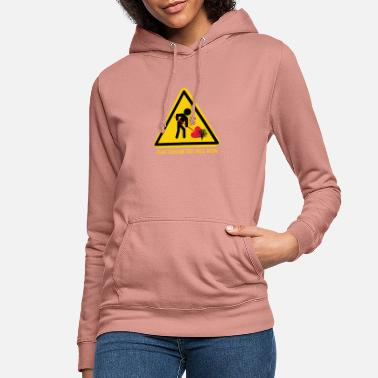 Tom's Wood (for dark backgrounds) - Women's Hoodie