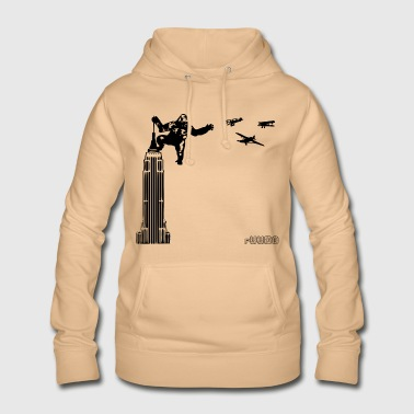 King Kong at NYC - Frauen Hoodie