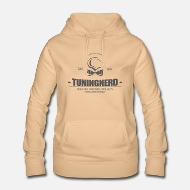 Tuning Tuning Tuning Cartuning Tuning is Not a Crime - Women's Hoodie
