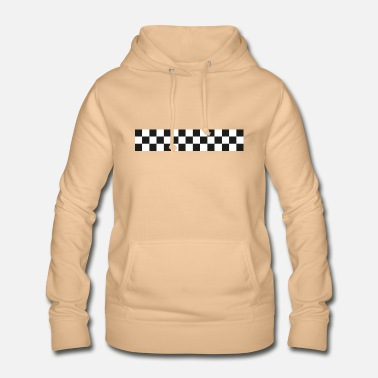 Checkered Flag Checkered Flag - Women's Hoodie