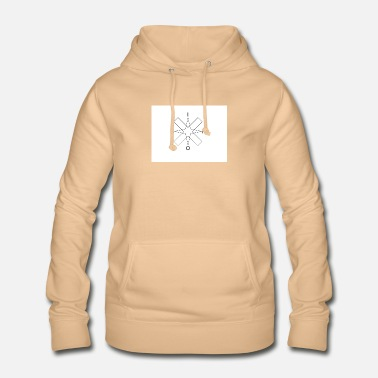 Icon ICON - Dame hoodie