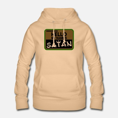 Hello My Name Is Hello my name is - Women's Hoodie