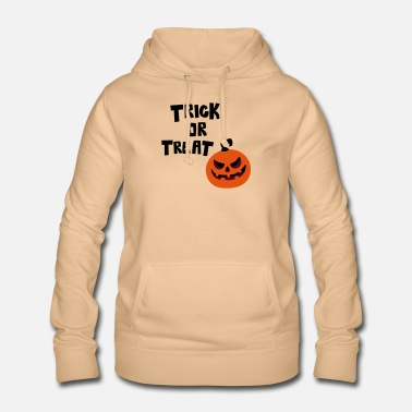 Halloween Trick or Treat - Frauen Hoodie