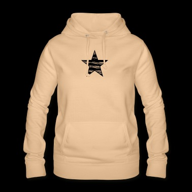 Star Black - Star Shirts - Women's Hoodie