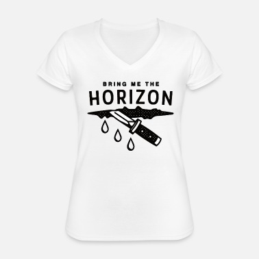 Horizon horizon - Classic Women's V-Neck T-Shirt