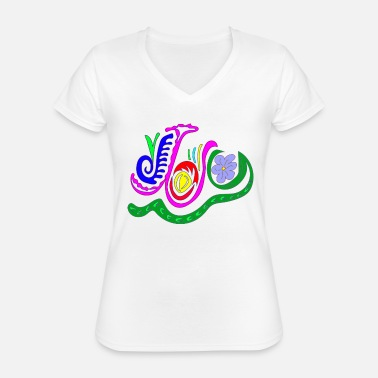 Decoration decorations - Classic Women's V-Neck T-Shirt