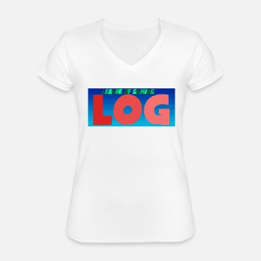 League Game League of gaming - Classic Women's V-Neck T-Shirt