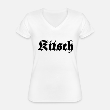 Ego kitsch - Classic Women's V-Neck T-Shirt