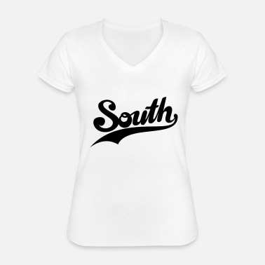 South south - Classic Women's V-Neck T-Shirt